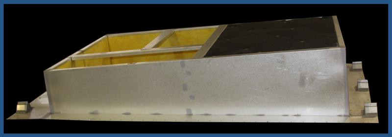 Metal Build Roof Curbs Thybar