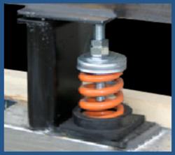 Vibration Isolation Curb Roof Curbs Thybar